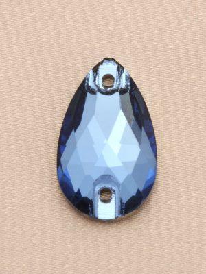Blue Ocean Zahira Teardrop Rhinestone