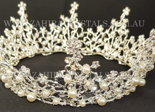 Zahira Bridal Crown 1
