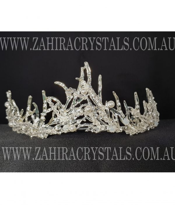 Zahira Bridal Tiara #1
