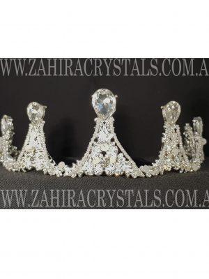Zahira Bridal Tiara #2