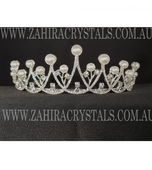 Zahira Bridal Tiara 2