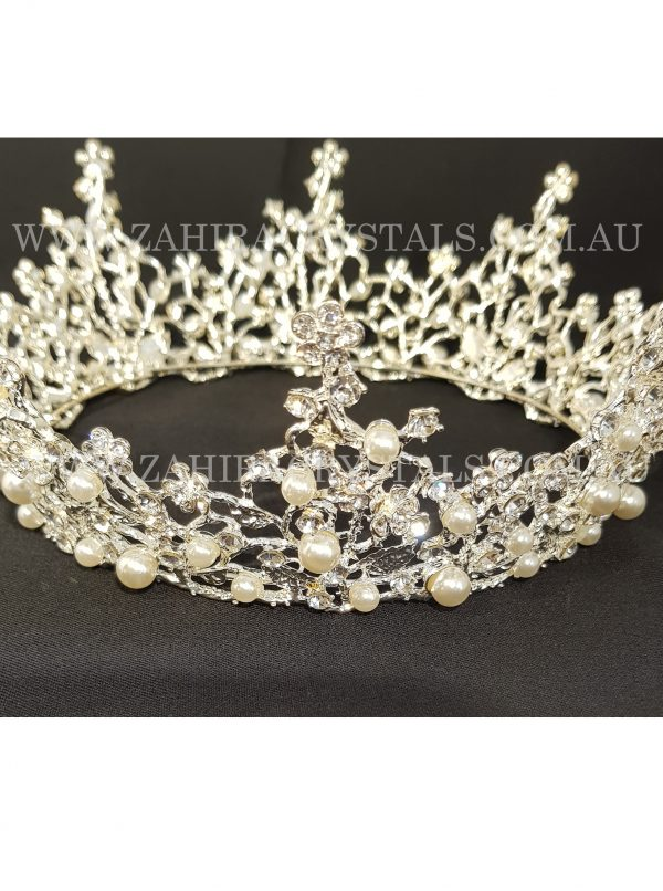 Zahira Bridal Crown 5