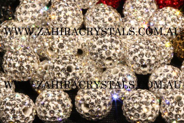Crystal Rhinestones Disco Balls