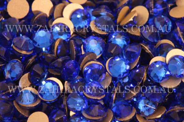 Sapphire Rhinestones