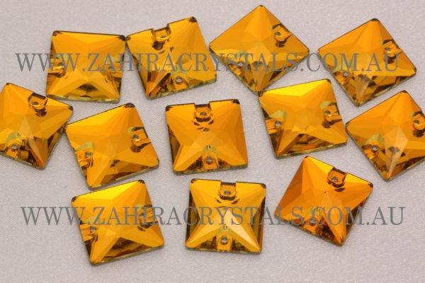 Ginger Bread Zahira Squares