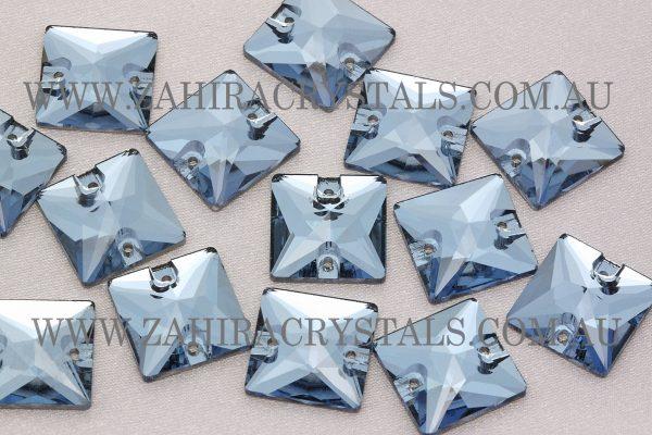 Sky Blue Zahira Squares
