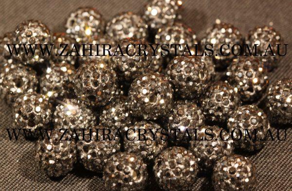Titanium Rhinestones Disco Balls
