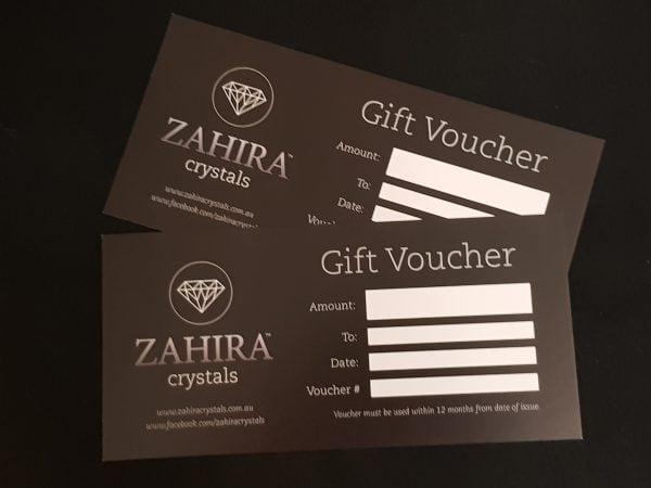Zahira Gift Voucher