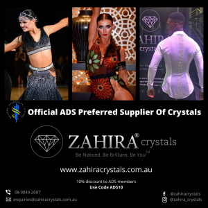 Zahira Crystals Appointed Official Preferred Supplier of the ADS!